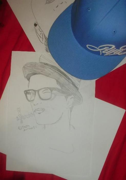 Bruno Mars by dana69